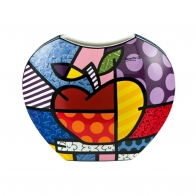 Wazon Big Apple 21cm - Romero Britto, Goebel 66451105
