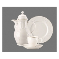 Zestaw do kawy dla 6 osób - Sanssouci Gold, Porcelana niemicka Rosenthal. Sklep