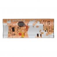 Tacka biurowa 26x10cm Pocałunek - Gustav Klimt Goebel 66879800