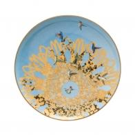 Talerz 22,5cm- Kolibry Joanna Charlotte Goebel 26-150-26-1