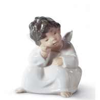 Figurka Anioł Dziękuję Ci!, 01004539, Lladro sklep internetowy