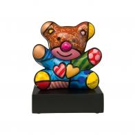 Figurka Miś - Truly Yours 12cm - Romero Britto, 66-451-46-1 Goebel Sklep Internetowy