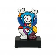Figurka Niebieska Małpka 13cm - Romero Britto, 66-451-46-1 Goebel Sklep Internetowy