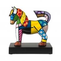 Figurka Koń Dancer 31cm - Romero Britto, 66-451-48-7 Goebel sklep Internetowy