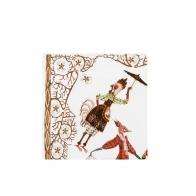 Serwetki papierowe 33cm Tanssi, 6411923652919 IIttala sklep internetowy