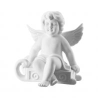 Rosenthal Anioł na sankach duży 14cm NOWY '15 figurka porcelanowa Sklep internetowy