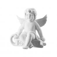 Rosenthal- Anioł na sankach średni 10cm NOWY '15 figurka pocelcanowa sklep internetowy