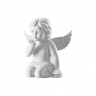 Rosenthal Anioł dmuchający pocałunekmały 6 cm NOWY '15 figurki z porcelany sklep internetowy