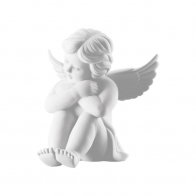 Rosenthal Anioł siedzący średni 10 cm NOWY '15 figurki z porcelany sklep internetowy
