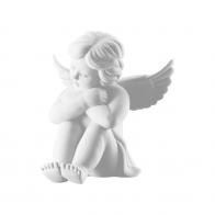 Rosenthal Anioł siedzący mały 6 cm NOWY '15 figurka z porcelany sklep internetowy
