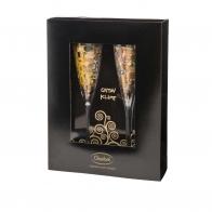 Kieliszki do szampana 2szt. - Gustav Klimt 66-926-38-1 Goebel sklep
