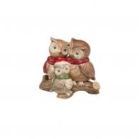 Figurka Sowia Rodzina 15cm 66-701-39-2 Goebel Sklep porcelana
