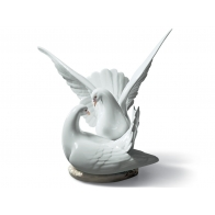 Figurka Gniazdo Miłości 24x25 cm 01006291 Lladro sklep