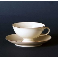 Filiżanka do herbaty 0,19l ze spodkiem Furstin Goldring OB 65425 2422 Furstenberg Sklep