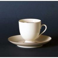 Filiżanka do kawy 0,17l ze spodkiem Furstin Goldring OB 6545 2422 Furstenberg Sklep