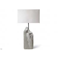 Lampa z rzeźbą - Medytująca kobieta 01008552 Lladro sklep