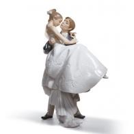 Figurka młodej pary - szczęśliwy dzień 01008029 Lladro Sklep