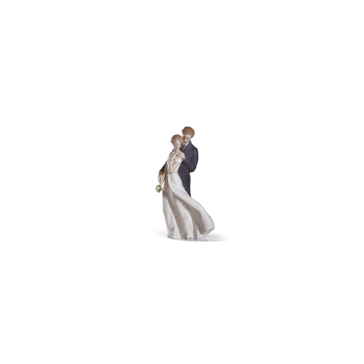 Figurka Młodej Pary Wieczna Miłość 23cm