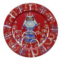 Talerz płaski 27cm Taika, czerwony 365009 Iittala sklep internetowy