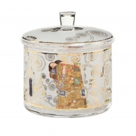 Pojemnik szklany Drzewo Życia 17cm - Gustaw Klimt 66488481 Goebel Sklep internetowy