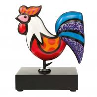 Figurka Kogut Early Bird 30cm - Romero Britto 66451701 Goebel sklep internetowy