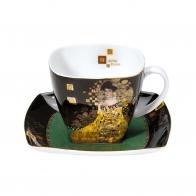 Filiżanka Klimt Goebel, do kawy 0,25l Adela Bloch-Bauer 66884222 Goebel sklep internetowy