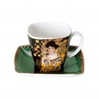 Filiżanka do espresso 6,5cm Adele Bloch-Bauer - Gustaw Klimt 66884222 Goebel sklep internetowy
