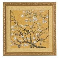 Obraz oebel Drzewo Migdałowe Złoto Vincent van Gogh, 6654711 Goebel sklep internetowy