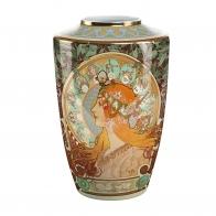 Wazon porcelanowy 41cm Zodiak Alfons Mucha Goebel sklep 66539331