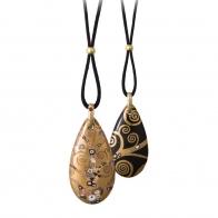 Naszyjnik Drzewo Życia 6cm Gustav Klimt, 66999061 Goebel sklep internetowy