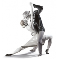 Figurka Passionate Tango 37cm, Edycja Limitowna 3000szt. 01009140 Lladro sklep