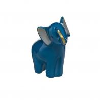 Figurka słoń mini niebieski 5cm 70000061 goebel sklep elephant de luxe