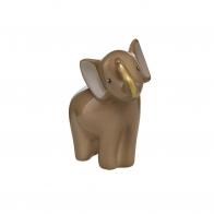 Figurka słoń mini brązowy 5cm goebel sklep elephant de luxe 70000081