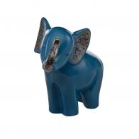 Figurka słoń Solango 15,5cm Elephant de luxe Goebel sklep 70 000 02 1