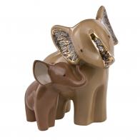 Figurka słoni Wen-Di 19,5cm Limitowana Edycja 70 000 04 1 Elephant de luxe Goebel sklep