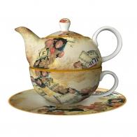 Tea For One 15cm/0,35l Romantyczna Muzyka 66860011 Goebel sklep internetowy Rosina Wachtmeister
