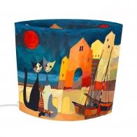 Lampa 25cm Kolory słońca Rosina Wachtmeister 66851531 Goebel sklep