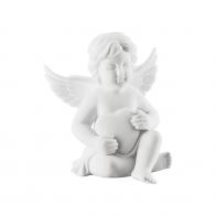 Figurka - Anioł Amor z sercem średni 10 cm NOWY '16 Rosenhal Sklep
