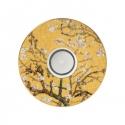 Świecznik 15cm Drzewo Migdałowe Złoto Vincent van Gogh