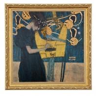 Obraz Muzyka 56cm Gustav Klimt 66539631 Goebel sklep