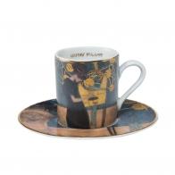 Fliżanka do mokki 6cm Muzyka Gustav Klimt 66515811 Goebel sklep