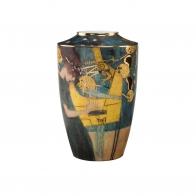 Wazon 24cm Muzyka Gustav Klimt 66-539-23-1 Goebel sklep