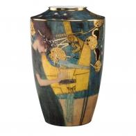 Wazon 41cm Muzyka Gustav Klimt 66539291 Goebel sklep