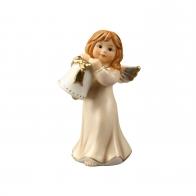 Figurka Anioł z dzwonkiem 8cm 4442070 Goebel sklep