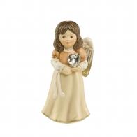 Figurka Anioł z Sercem 2 & kryształ Swarovskiego 8cm 41-563-90-1 Goebel sklep
