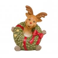 Figurka Renifer Rudolf 12cm 66-701-55-8 Goebel sklep