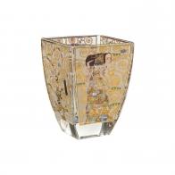 Świecznik Tealight 11cm Oczekiwanie Klimt 66900986 Goebel sklep