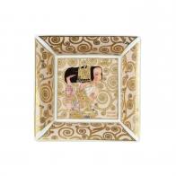 Tacka na biżuterię 16x16cm Oczekiwanie Gustaw Klimt 66879510 Goebel sklep