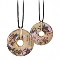 Naszyjnik - Ma Yuanyu Apple Blossoms 5cm , Goebel 66989963