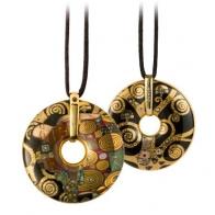 Naszyjnik Spełnienie Gustav Klimt 66989609 Goebel sklep
